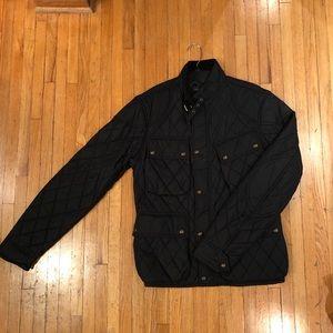 RALPH LAUREN diamond quilted men's jacket